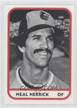 1981 TCMA Minor League #16 - Neal Heaton