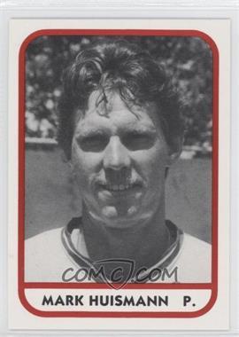 1981 TCMA Minor League #18 - Mark Huismann