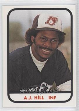 1981 TCMA Minor League #18 - [Missing]