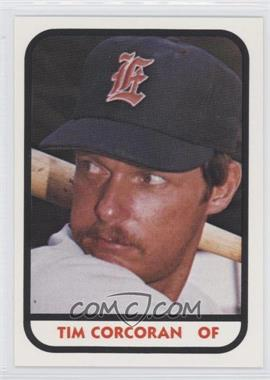 1981 TCMA Minor League #18 - Tim Corcoran