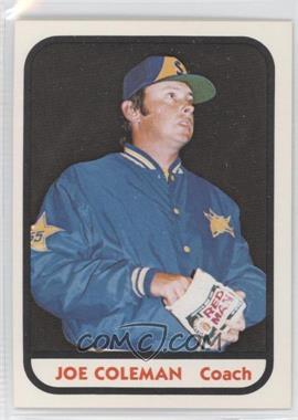 1981 TCMA Minor League #19 - Joe Coleman