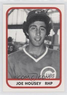1981 TCMA Minor League #20 - John Hobbs