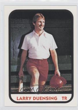 1981 TCMA Minor League #20 - Larry Duff