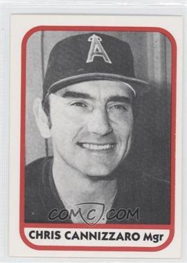 1981 TCMA Minor League #208 - Chris Cannizzaro