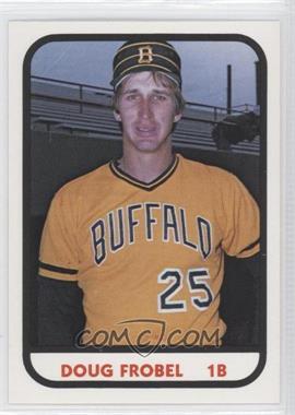 1981 TCMA Minor League #22 - Doug Frobel