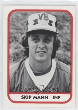 1981 TCMA Minor League #220 - Skip Mann