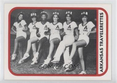 1981 TCMA Minor League #23 - Arkansas Travelers Team, Victor Mata, Andy Hassler, Dick Davis, Terry Humphrey