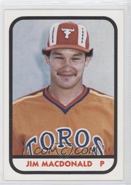 1981 TCMA Minor League #23 - Jim Maler