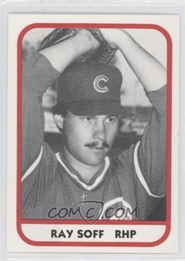 1981 TCMA Minor League #23 - [Missing]