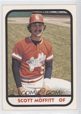 1981 TCMA Minor League #23 - Scrappy Moore