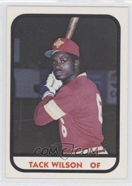 1981 TCMA Minor League #23 - Tack Wilson
