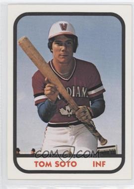 1981 TCMA Minor League #23 - Tom Soto