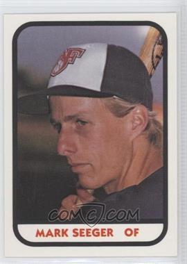 1981 TCMA Minor League #24 - Manny Seoane