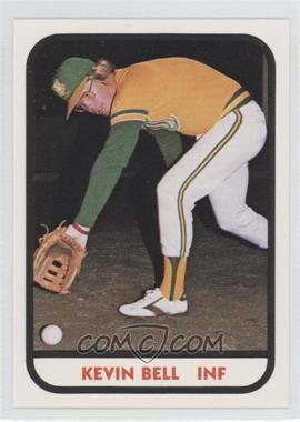 1981 TCMA Minor League #25 - Kevin Bell