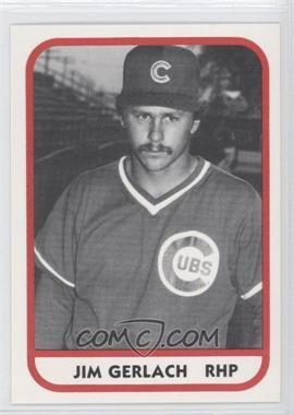 1981 TCMA Minor League #27 - [Missing]