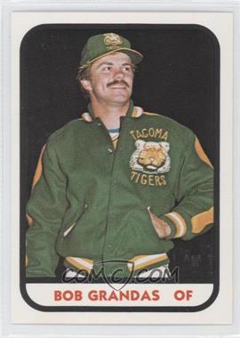 1981 TCMA Minor League #277 - Bob Grandas