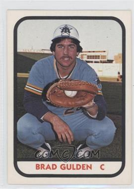 1981 TCMA Minor League #30 - Brad Gulden
