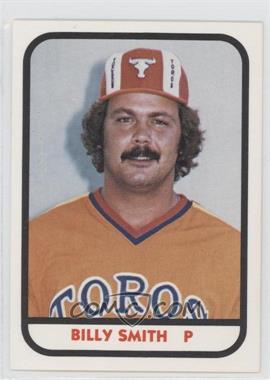 1981 TCMA Minor League #373 - Billy Smith