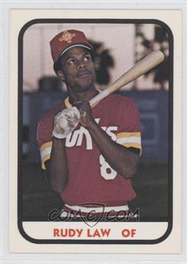 1981 TCMA Minor League #445 - Russ Laribee