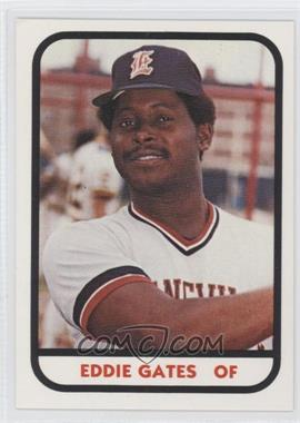 1981 TCMA Minor League #470 - Eddie Gates