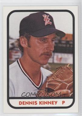 1981 TCMA Minor League #472 - Dennis Kinney