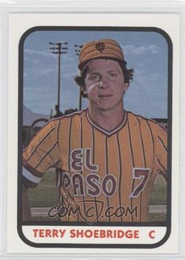 1981 TCMA Minor League #5 - Tex Shirley