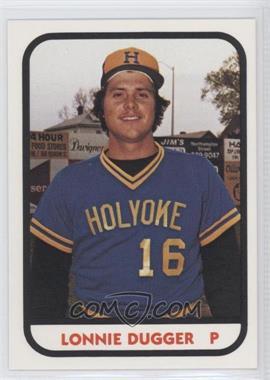 1981 TCMA Minor League #533 - Lonnie Dugger