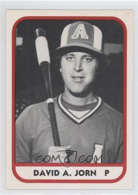 1981 TCMA Minor League #63 - Darrell Johnson