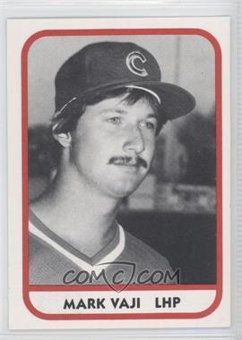 1981 TCMA Minor League #696 - [Missing]