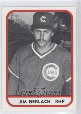 1981 TCMA Minor League #699 - Jim Gerlach
