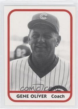 1981 TCMA Minor League #703 - Gene Oliver