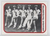 Arkansas Travelers Team, Victor Mata, Andy Hassler, Dick Davis, Terry Humphrey