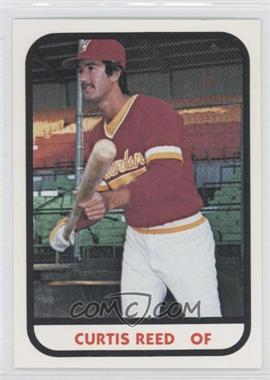 1981 TCMA Minor League #771 - Curtis Reed
