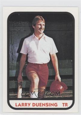 1981 TCMA Minor League #781 - Larry Duensing