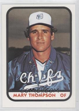 1981 TCMA Minor League #809 - Mark Thurmond