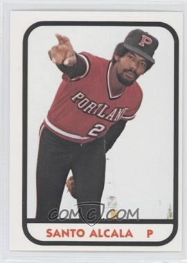 1981 TCMA Minor League #875 - Santo Alcala