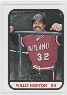 1981 TCMA Minor League #884 - Willie Horton