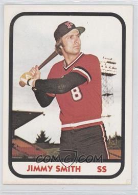 1981 TCMA Minor League #894 - Jim Smith