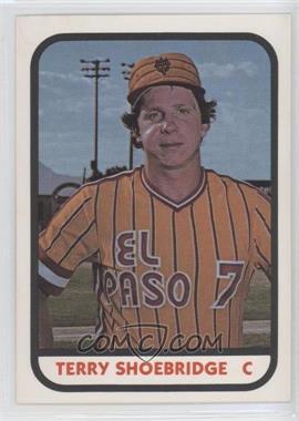 1981 TCMA Minor League #904 - Terry Shoebridge