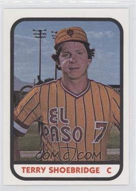 1981 TCMA Minor League #904 - Tex Shirley