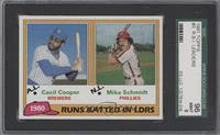 Cecil Cooper, Mike Schmidt [SGC96]