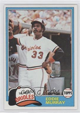 1981 Topps - [Base] #490 - Eddie Murray