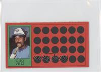 Otto Velez (Ball-Strike Indicator)
