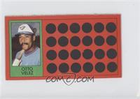 Otto Velez (Topps Super Sports Card Locker)