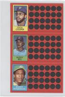 Cecil Cooper, Buddy Bell, Rickey Henderson