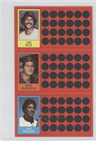 Jim Rice, Jim Palmer, Mike Hargrove