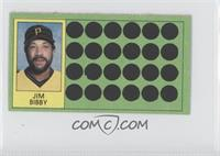 Jim Bibby (Topps Super Sports Card Locker)