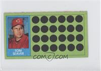 Tom Seaver (Topps Super Sports Card Locker)