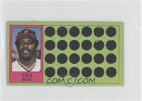 Vida Blue (Topps Super Sports Card Locker)