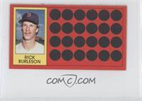 Rick Burleson (Ball-Strike Indicator)